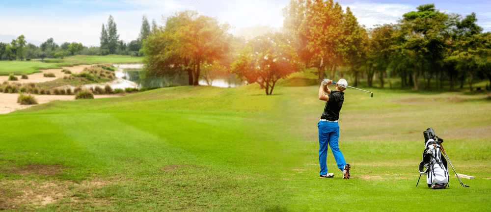 Golf is no 7th game most popular sports in the United States