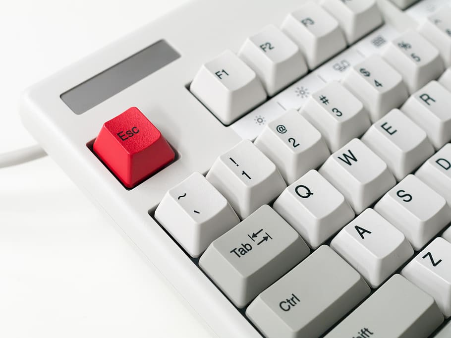 THE KEYBOARD SYMBOLS AND HOW TO USE THEM
