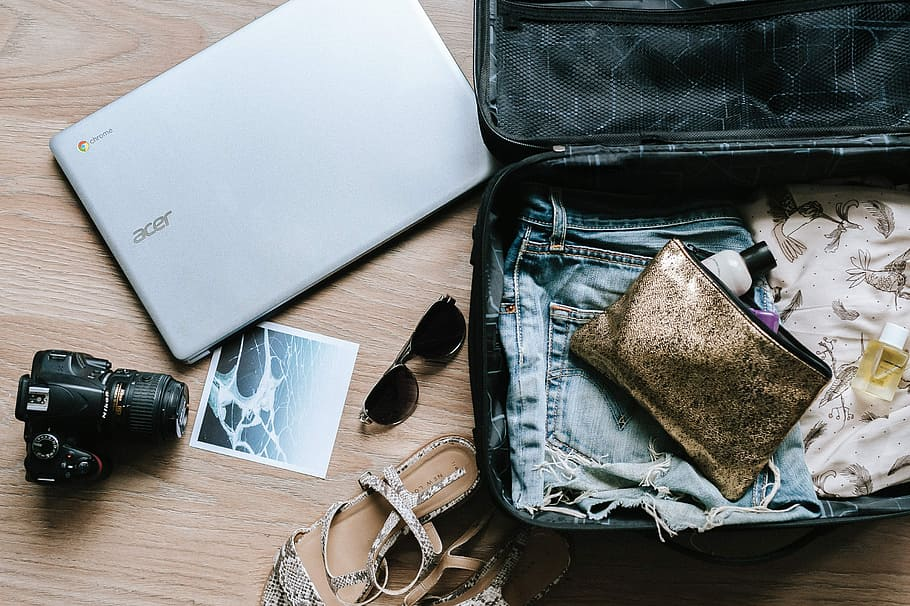 items for top 10 travel tips