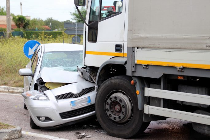 a truck accident
